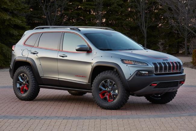 """Jeep giới thiệu 6 bản concept mới cực """"đỉnh"""" 6"""