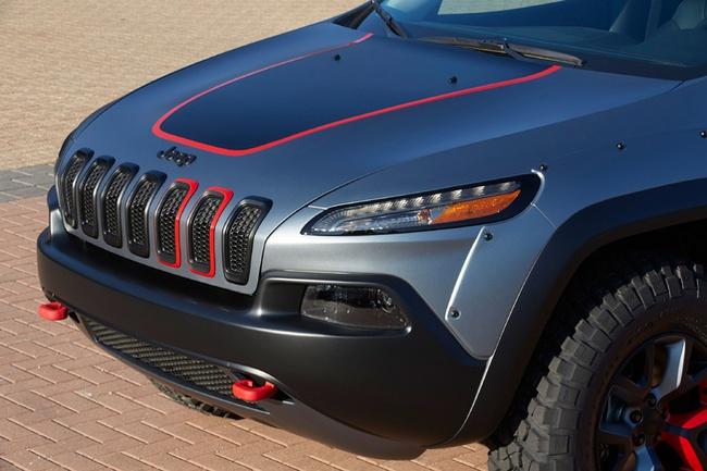 """Jeep giới thiệu 6 bản concept mới cực """"đỉnh"""" 8"""