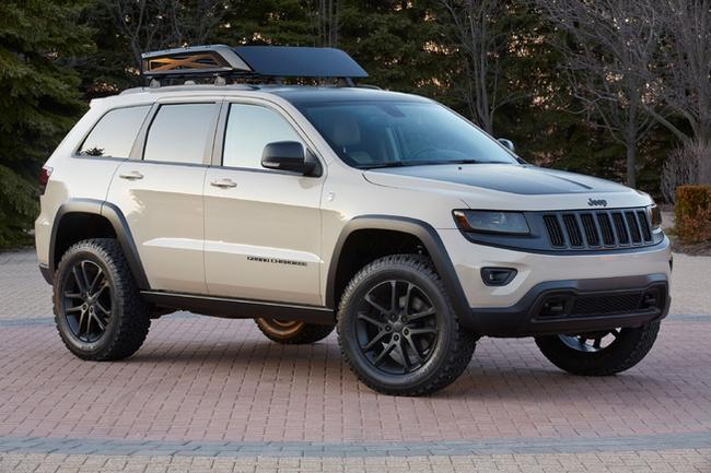 """Jeep giới thiệu 6 bản concept mới cực """"đỉnh"""" 9"""