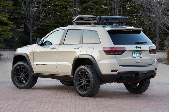 """Jeep giới thiệu 6 bản concept mới cực """"đỉnh"""" 10"""