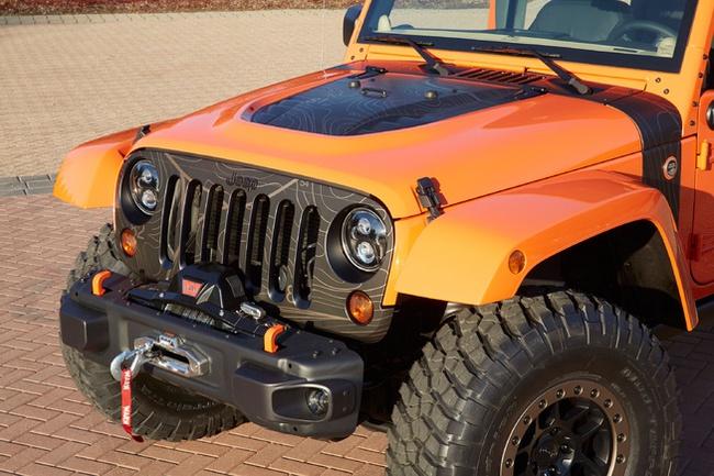 """Jeep giới thiệu 6 bản concept mới cực """"đỉnh"""" 14"""