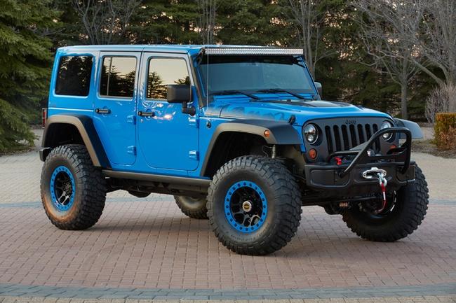 """Jeep giới thiệu 6 bản concept mới cực """"đỉnh"""" 15"""