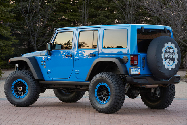 """Jeep giới thiệu 6 bản concept mới cực """"đỉnh"""" 16"""