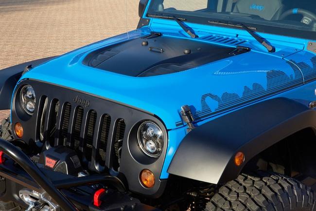 """Jeep giới thiệu 6 bản concept mới cực """"đỉnh"""" 17"""