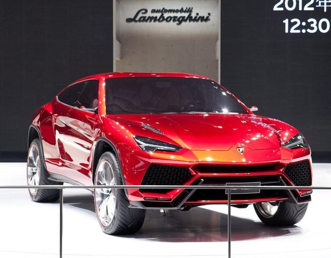 """""""Siêu"""" SUV Lamborghini Urus bị lùi ngày ra mắt 2"""