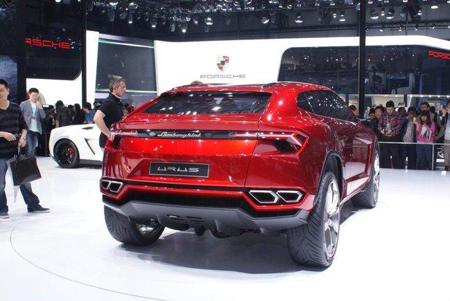 """""""Siêu"""" SUV Lamborghini Urus bị lùi ngày ra mắt 5"""