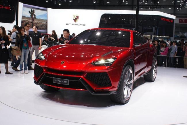 """""""Siêu"""" SUV Lamborghini Urus bị lùi ngày ra mắt 1"""