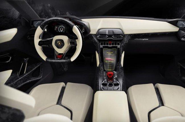 """""""Siêu"""" SUV Lamborghini Urus bị lùi ngày ra mắt 9"""