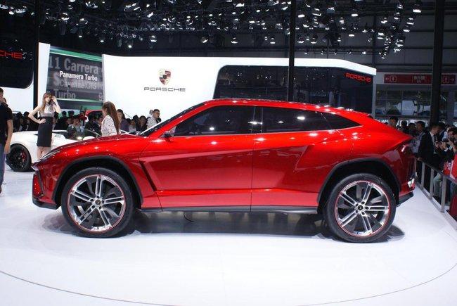 """""""Siêu"""" SUV Lamborghini Urus bị lùi ngày ra mắt 4"""