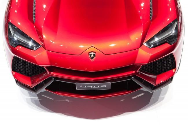 """""""Siêu"""" SUV Lamborghini Urus bị lùi ngày ra mắt 6"""