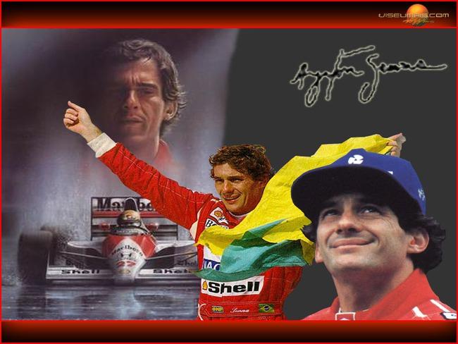 Ayrton Senna - Một tay đua tài năng, một nhân cách lớn 1