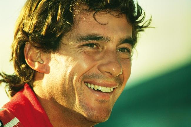 Ayrton Senna - Một tay đua tài năng, một nhân cách lớn 3