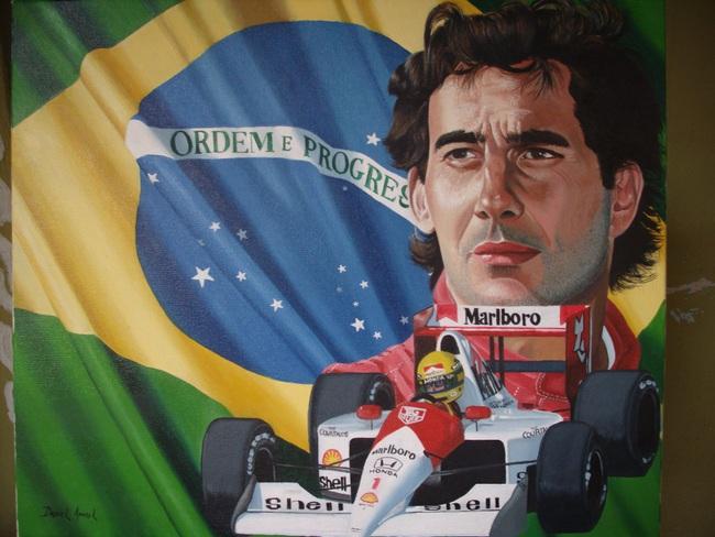 Ayrton Senna - Một tay đua tài năng, một nhân cách lớn 5