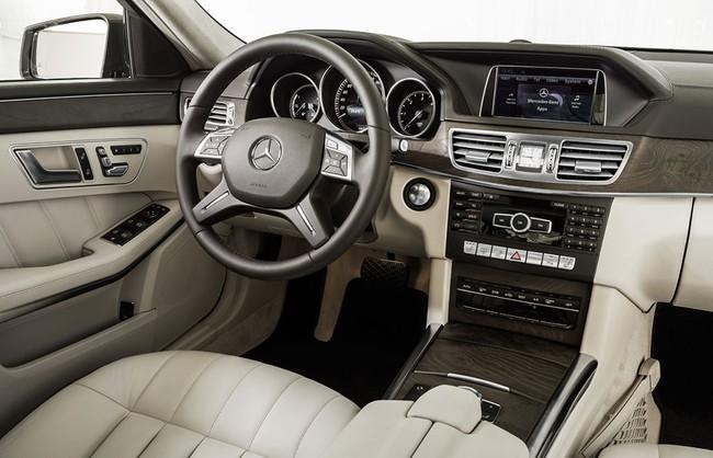 Mercedes-Benz E-Class 2014: Không chỉ là nâng cấp đơn thuần 3