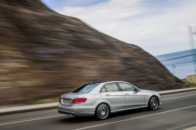 Mercedes-Benz E-Class 2014: Không chỉ là nâng cấp đơn thuần 13