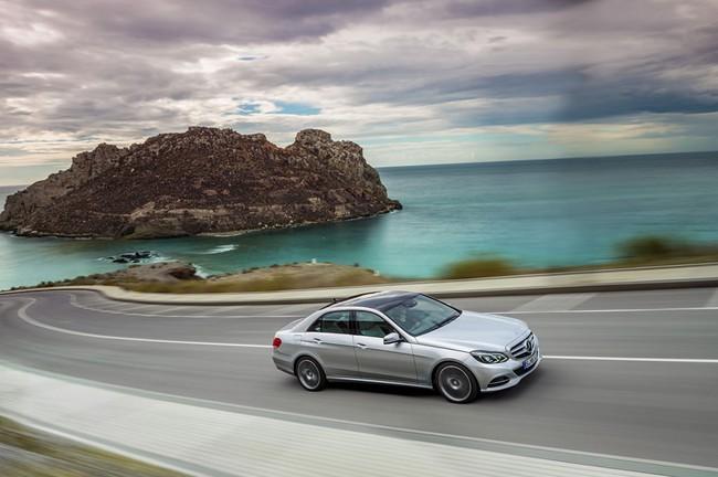 Mercedes-Benz E-Class 2014: Không chỉ là nâng cấp đơn thuần 14