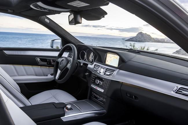 Mercedes-Benz E-Class 2014: Không chỉ là nâng cấp đơn thuần 16