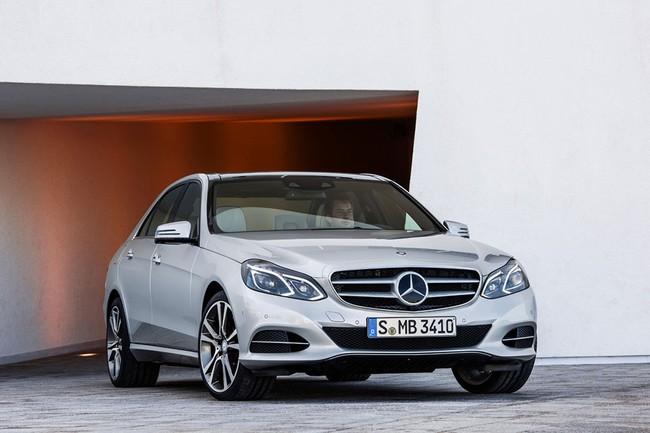 Mercedes-Benz E-Class 2014: Không chỉ là nâng cấp đơn thuần 1