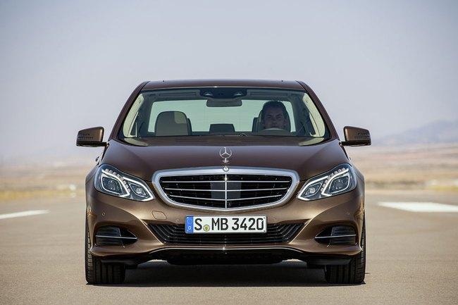 Mercedes-Benz E-Class 2014: Không chỉ là nâng cấp đơn thuần 2