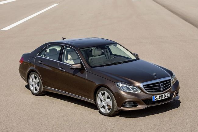 Mercedes-Benz E-Class 2014: Không chỉ là nâng cấp đơn thuần 6