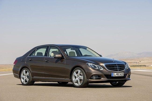 Mercedes-Benz E-Class 2014: Không chỉ là nâng cấp đơn thuần 7