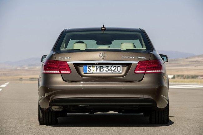 Mercedes-Benz E-Class 2014: Không chỉ là nâng cấp đơn thuần 4