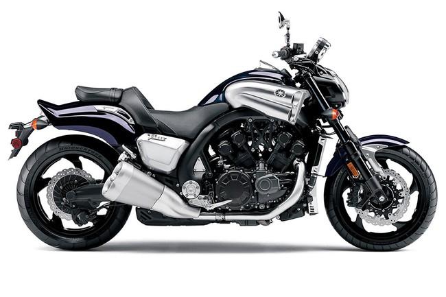 Yamaha VMax 2013 có giá gần 20 ngàn đô la Mỹ 4