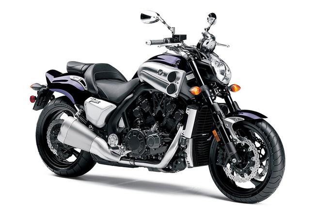 Yamaha VMax 2013 có giá gần 20 ngàn đô la Mỹ 5