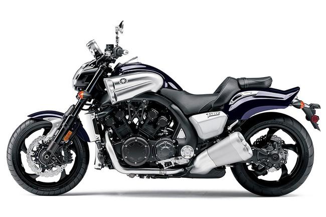 Yamaha VMax 2013 có giá gần 20 ngàn đô la Mỹ 6