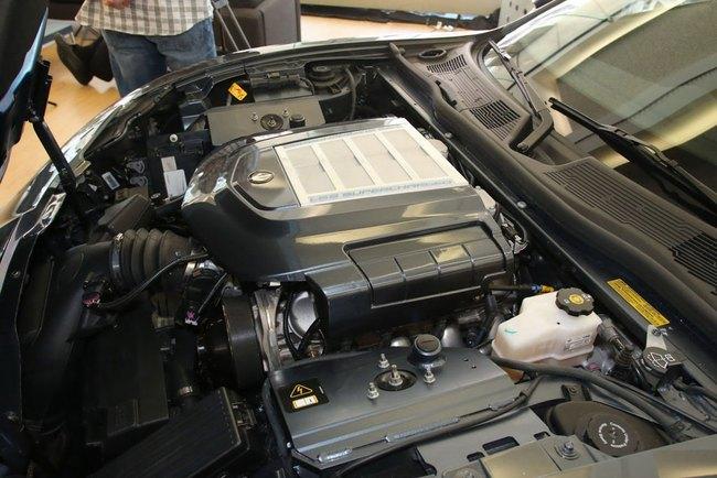 "Fisker Karma mang ""trái tim"" của Chevrolet Corvette ZR1 3"