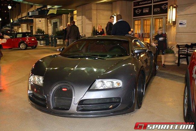 """Bugatti Veyron WRE """"nhái"""" cực xấu 2"""