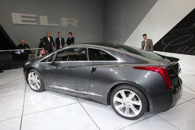 Cadillac ELR 2014 sẽ hiếm và đắt 1