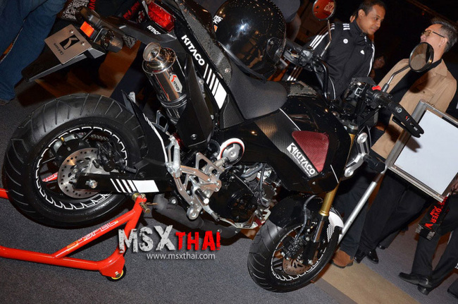 Vừa ra mắt, Honda MSX125 đã có hàng tá bản độ 14