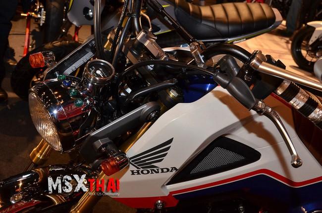 Vừa ra mắt, Honda MSX125 đã có hàng tá bản độ 25