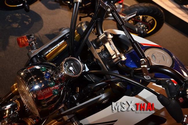 Vừa ra mắt, Honda MSX125 đã có hàng tá bản độ 26