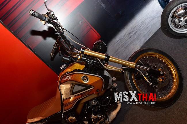 Vừa ra mắt, Honda MSX125 đã có hàng tá bản độ 7