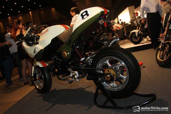 Vừa ra mắt, Honda MSX125 đã có hàng tá bản độ 28