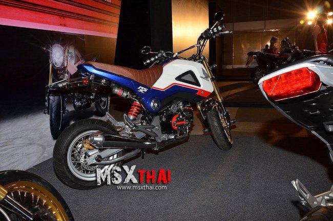 Vừa ra mắt, Honda MSX125 đã có hàng tá bản độ 24