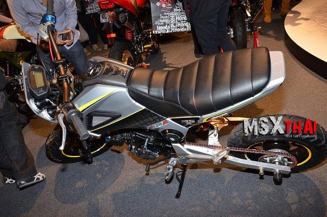 Vừa ra mắt, Honda MSX125 đã có hàng tá bản độ 10