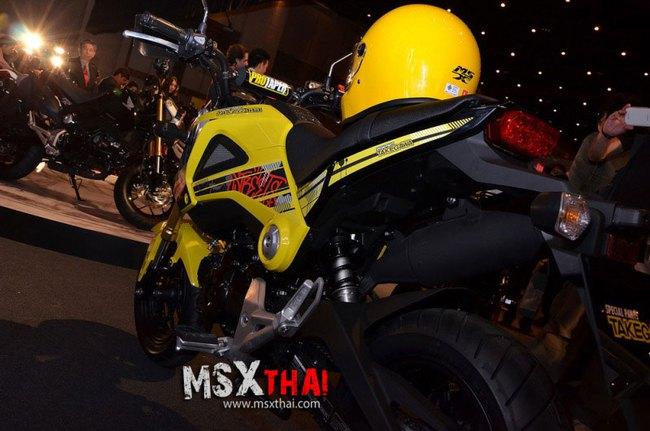 Vừa ra mắt, Honda MSX125 đã có hàng tá bản độ 22