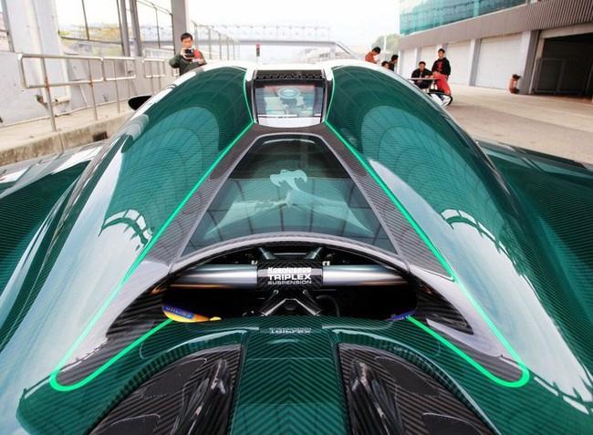 """""""Tàu siêu tốc"""" Koenigsegg Agera S lên đường đua 4"""