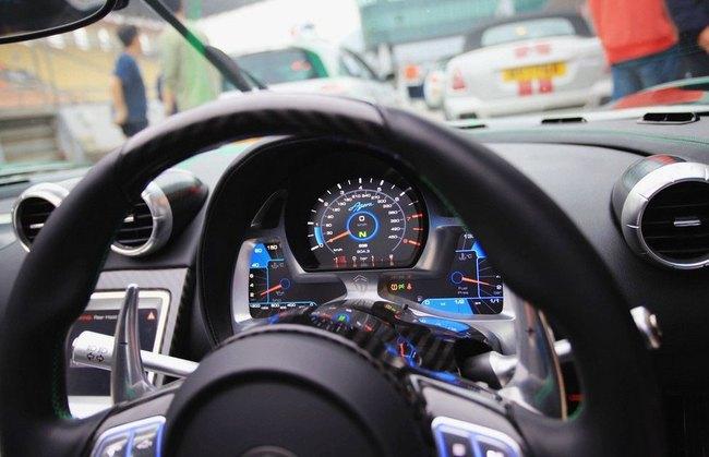 """""""Tàu siêu tốc"""" Koenigsegg Agera S lên đường đua 5"""