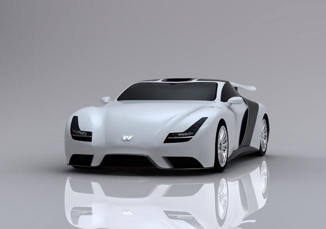 """Weber Sportcars F1 - """"Ông hoàng tốc độ"""" mới 5"""