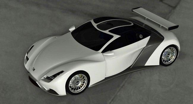 """Weber Sportcars F1 - """"Ông hoàng tốc độ"""" mới 1"""