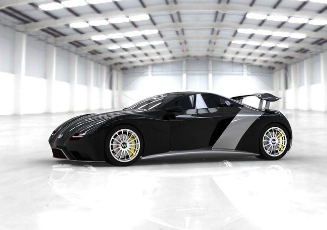 """Weber Sportcars F1 - """"Ông hoàng tốc độ"""" mới 2"""