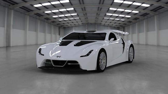 """Weber Sportcars F1 - """"Ông hoàng tốc độ"""" mới 3"""