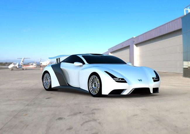 """Weber Sportcars F1 - """"Ông hoàng tốc độ"""" mới 4"""