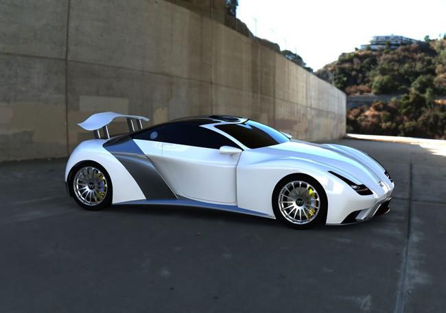 """Weber Sportcars F1 - """"Ông hoàng tốc độ"""" mới 7"""