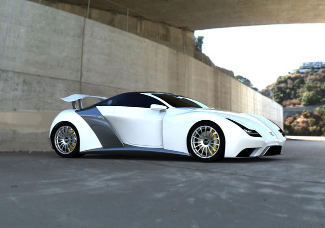 """Weber Sportcars F1 - """"Ông hoàng tốc độ"""" mới 9"""
