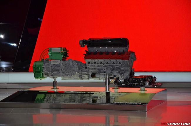 """Thông số """"khủng"""" của siêu phẩm Ferrari F150 1"""
